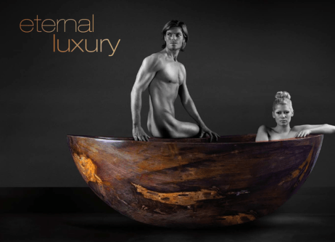 Luxury Bathtub from Caijou