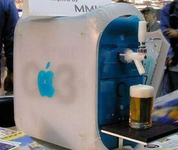 Mac G3 Beer Server Mod