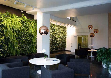 Indoor Vertical Garden by Green Fortune