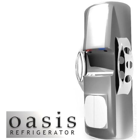 Oasis Refrigirator