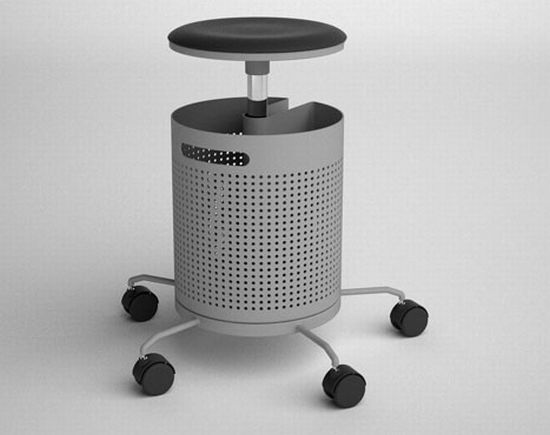 office stool 01
