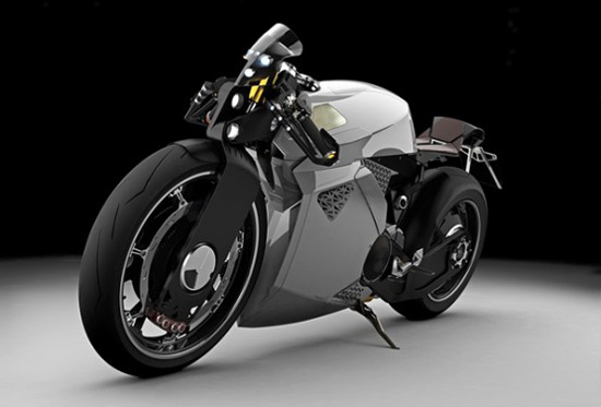 paolo de giusti electric concept bike 4