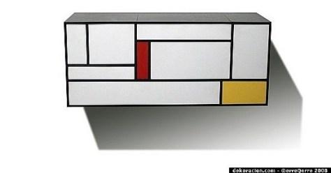 piet mondrian inspired bathroom cabinet2