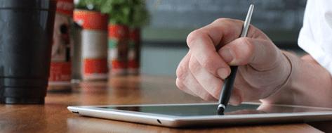Pogo Sketch Pro stylus
