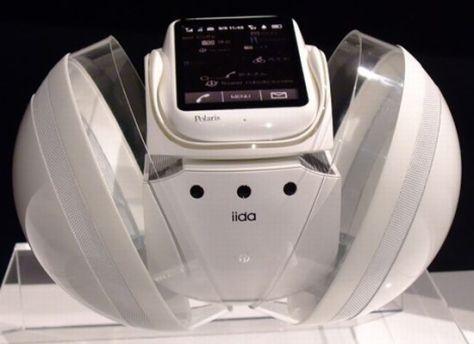polaris phone robot
