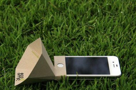 Portable iPhone Speaker