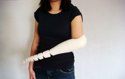 prosthetic arm  01