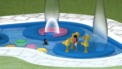 Rainwater Play