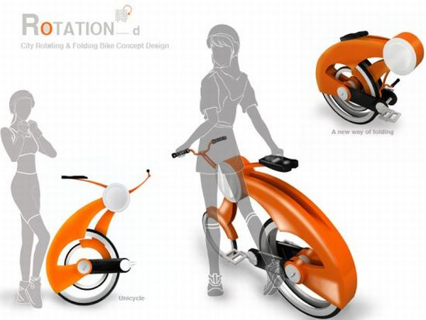 Rotation City Bike