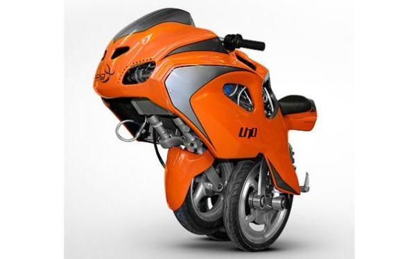 Self Balancing Motorcycle