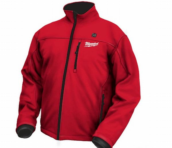 Self-Heating Jacket