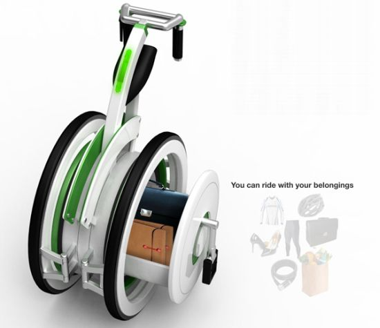 seoulbicycle foldable bike 1