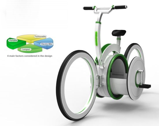 seoulbicycle foldable bike 4