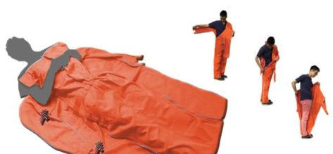 Shareable Coverall