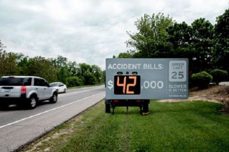 Slower Is Better' Ad Campaign