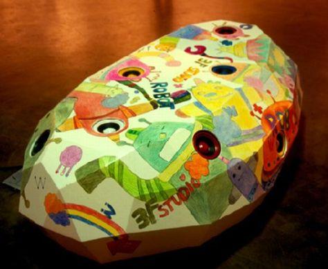 Speaker Chair by 3F Studio