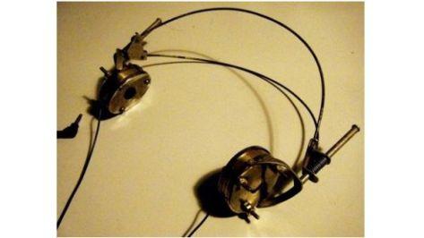 Steampunk Headphones Interesting Gadgets
