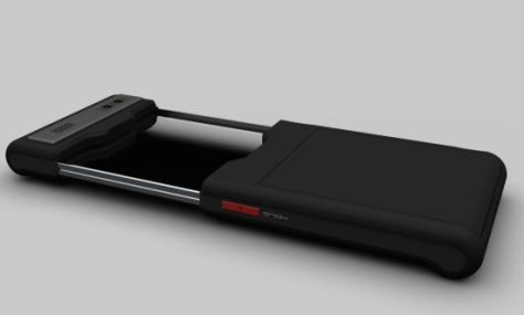 the old futuristic phone 05
