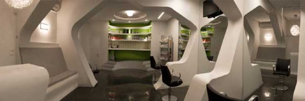 The Hair Contemporary Interior Design