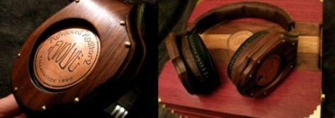 Thin Gypsy Thief's Steampunk Headphones