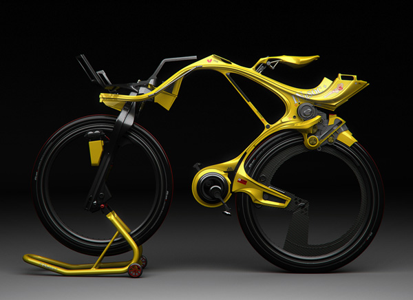 Trendy Bikes to carry gadgets in style