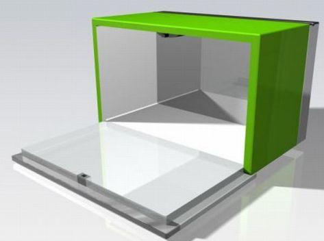 Ultra-Portable Mini-Fridge