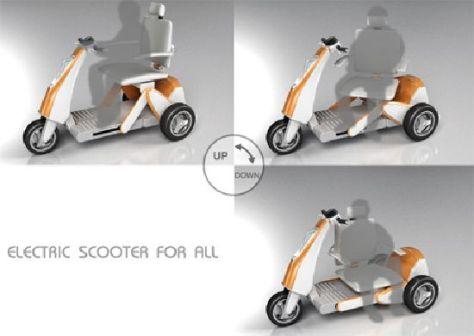 universal scooter4 ER8bv 17340