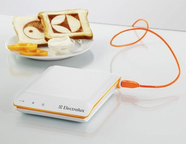 USB Scan Toaster