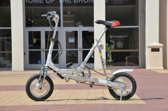 velomini electric foldable bike1
