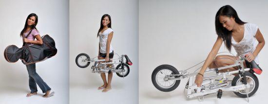 velomini electric foldable bike7