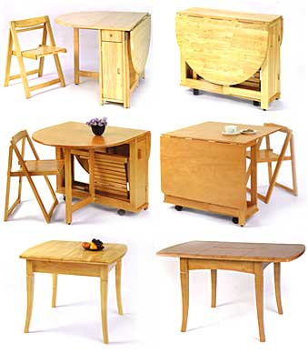 Collection-of-Folding-Dining-Table