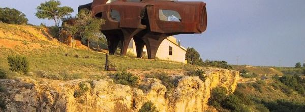 Robert Bruno's Steel House