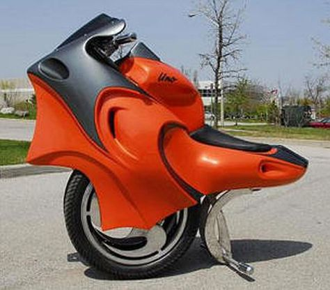 UnoCycle Electric Gyroscopic Bike