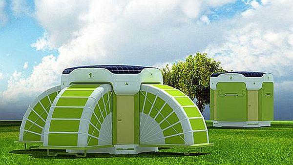 The LAGOON Solar Powered Houses_2