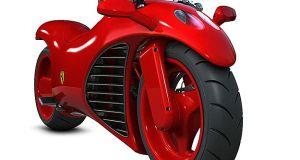 Ferrari Motorcycle 2