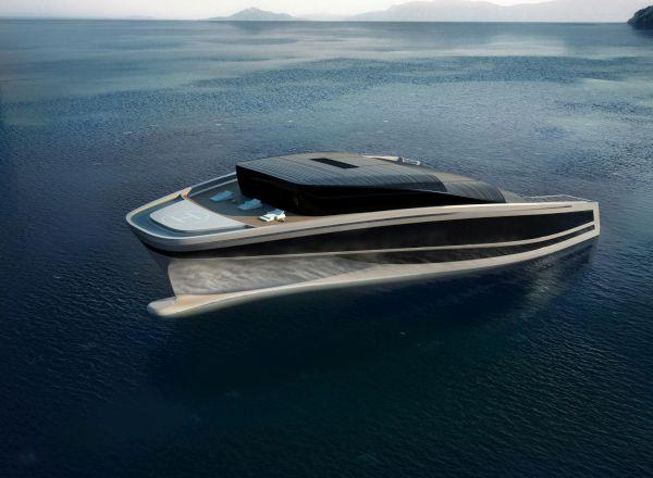 Wally Hermes Yacht