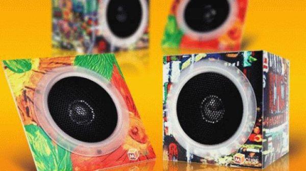 Xenics Music Cube M Speakers