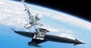 Skylon Surface to Orbit Plane