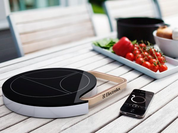 Electrolux Mobile Induction Hot Plate  1
