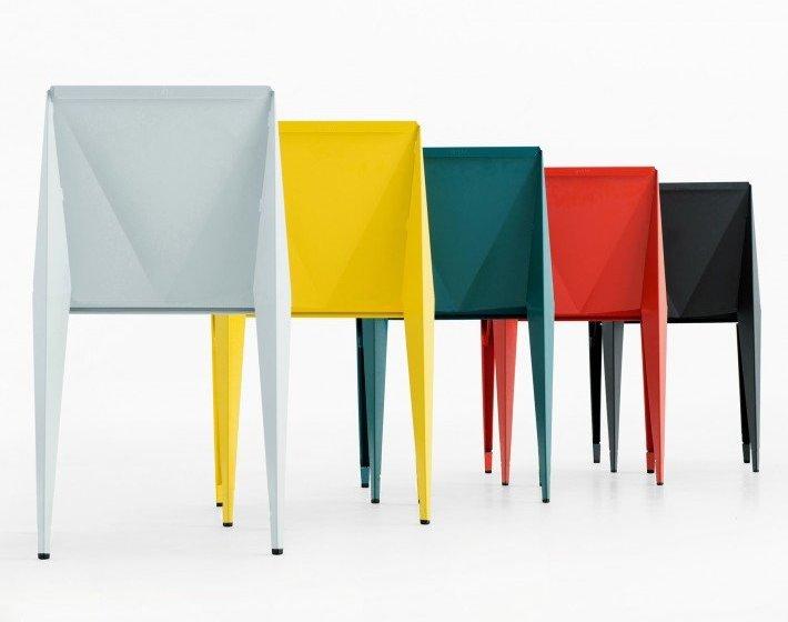 Todas as cores da Bend Chair.