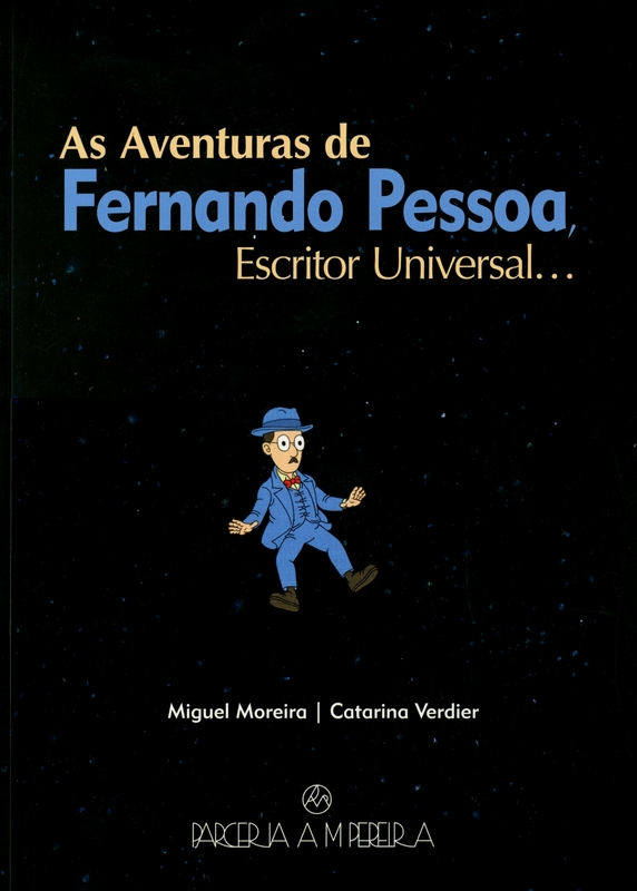 [2015] As Aventuras de Fernando Pessoa