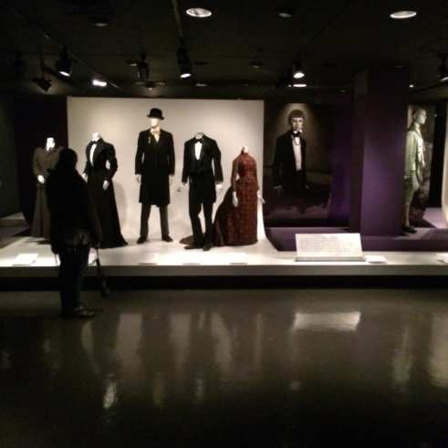 Fashion Exhibit at FIT
