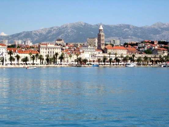Split, Croati