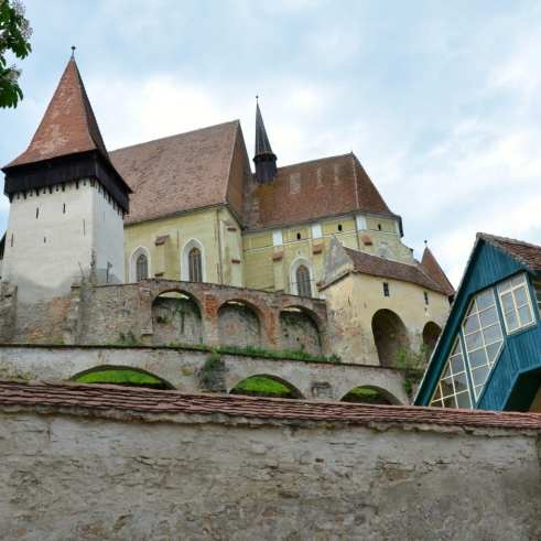 Fortified Churches Romania