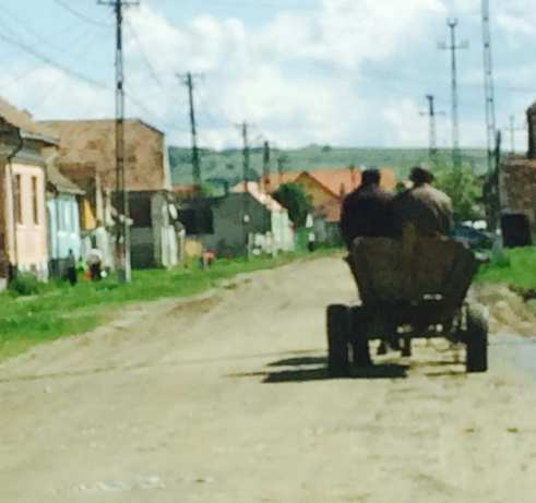 Going back in Time Romania