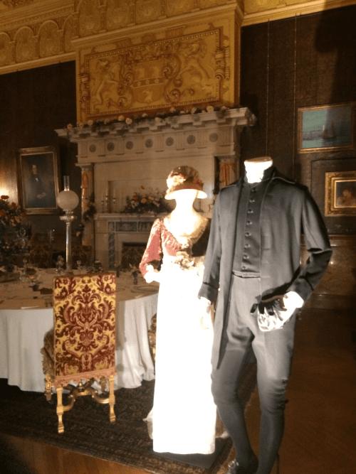 Biltmore Estate, wedding gown exhibit, Vanderbilt