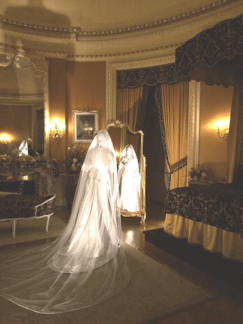 Wedding gowns at the Biltmore, Vanderbilt Estate