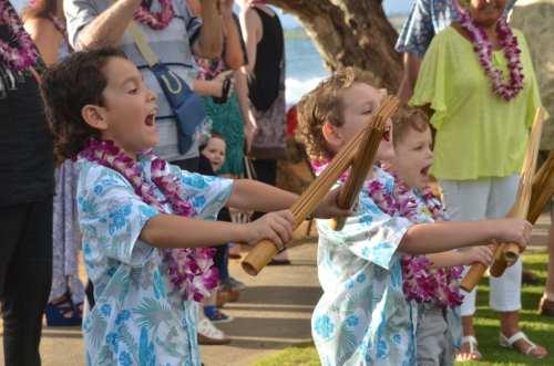 Hula lessons, Maui