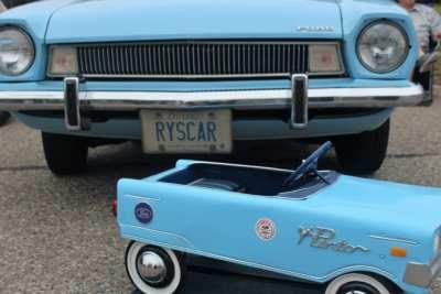Les Cheneaux Islands Car Show