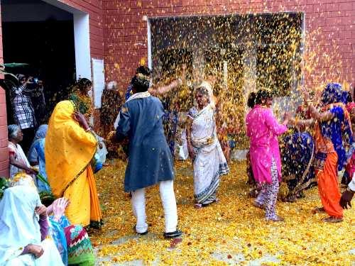 Holi Festival, Vrindravan